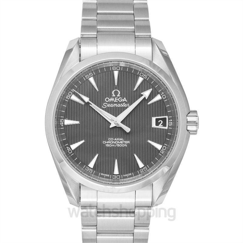 Omega Seamaster Automatic Grey Dial Unisex Watch