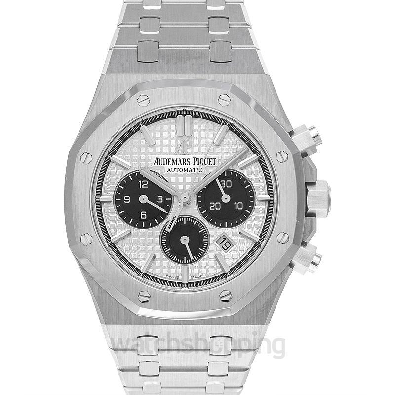 Audemars Piguet Royal Oak Silver Dial Men's Watch
