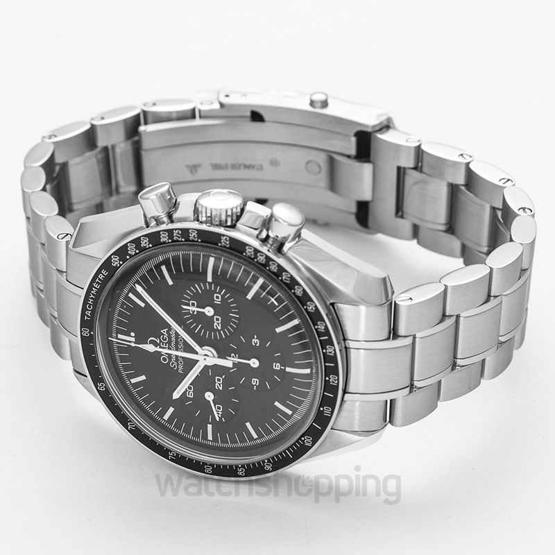 New Omega Speedmaster Professional Moonwatch Big Box Bracelet