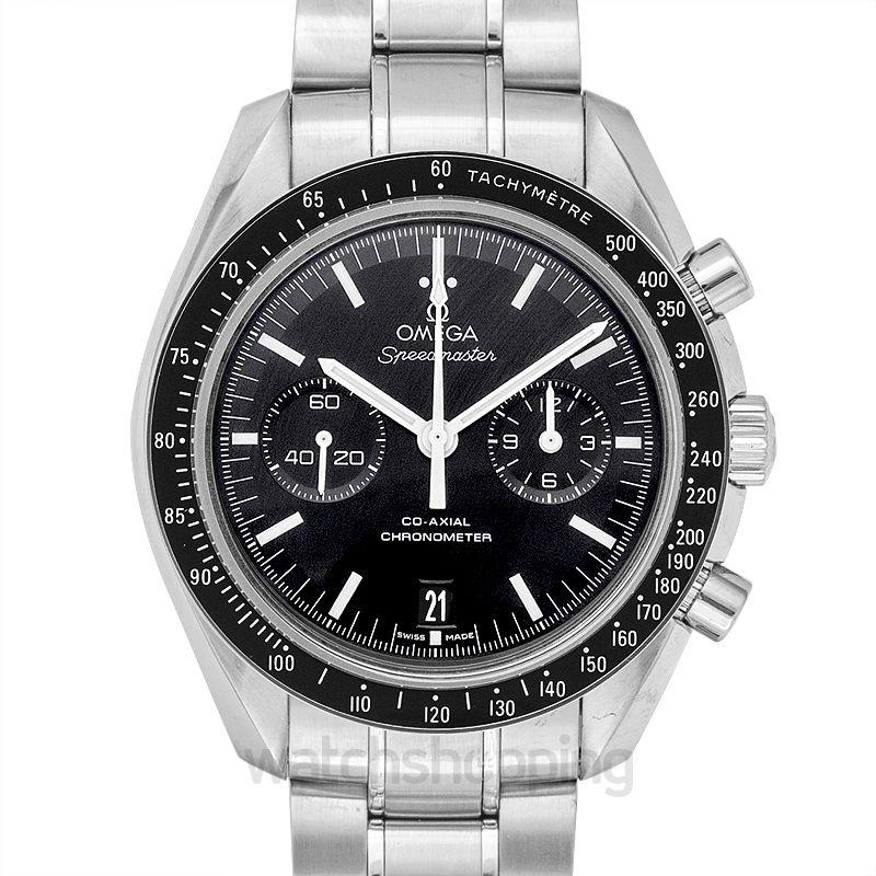 Omega Speedmaster Automatic Black Dial Men's Watch