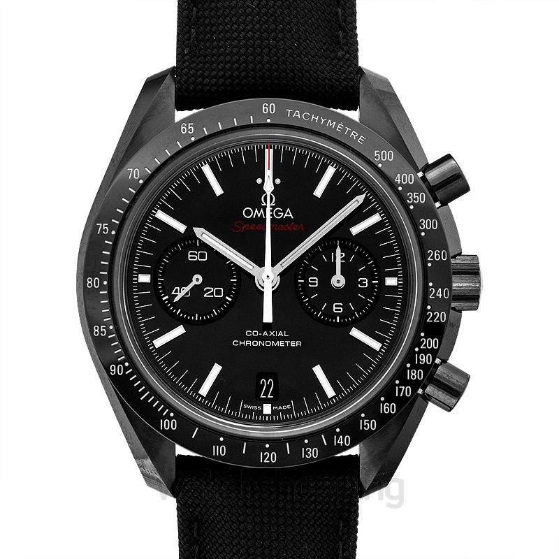 Omega Speedmaster Automatic Black Dial Men's Watch