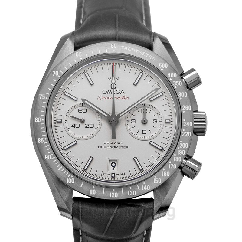 Omega Speedmaster Automatic Grey Dial Men's Watch