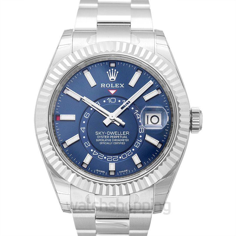 Rolex Sky Dweller Automatic Blue Dial Men's Watch