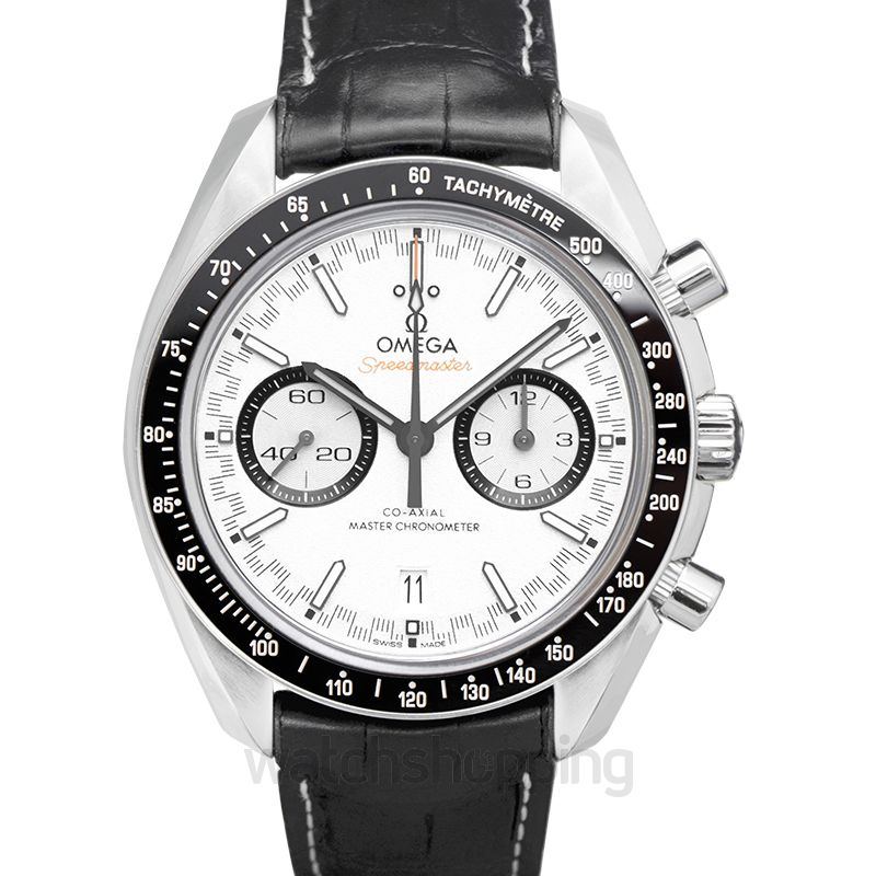 Omega Speedmaster Automatic White Dial Men's Watch