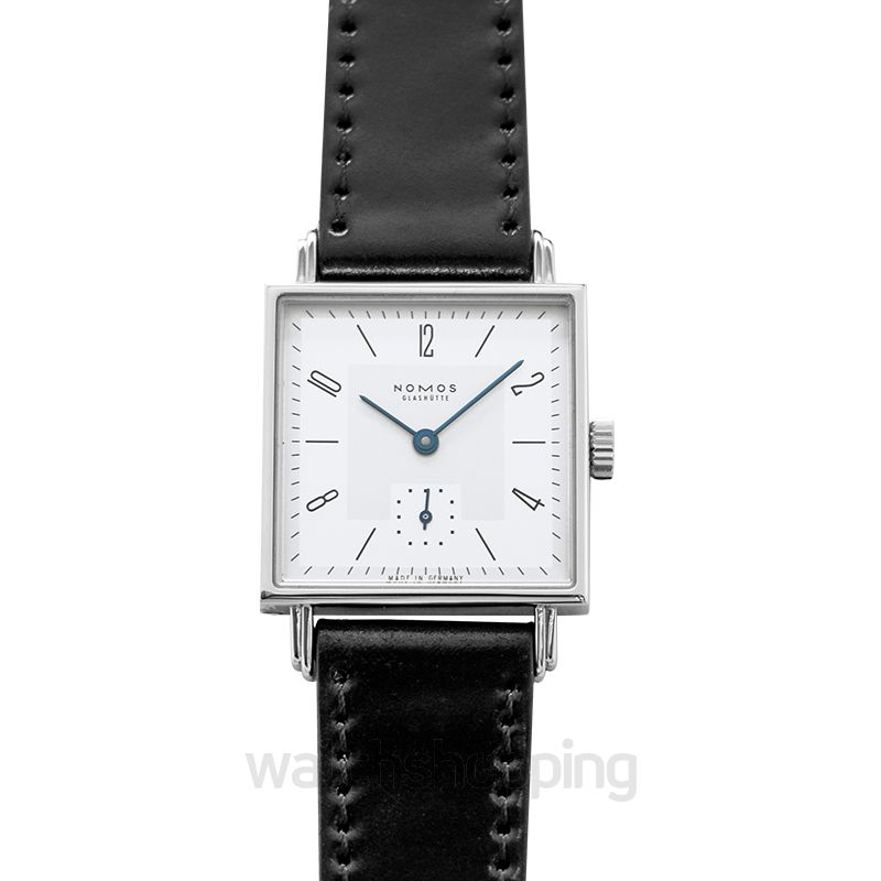 Nomos Glashütte Tetra 27 Manual-winding White Dial 27 mm Ladies Watch
