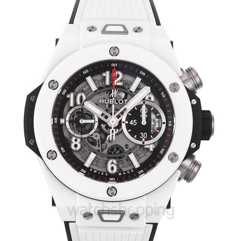 Hublot Big Bang Automatic Black Dial Men's Watch