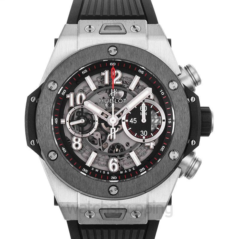 Hublot Big Bang Unico Titanium Ceramic Automatic Skeleton Dial Men's Watch