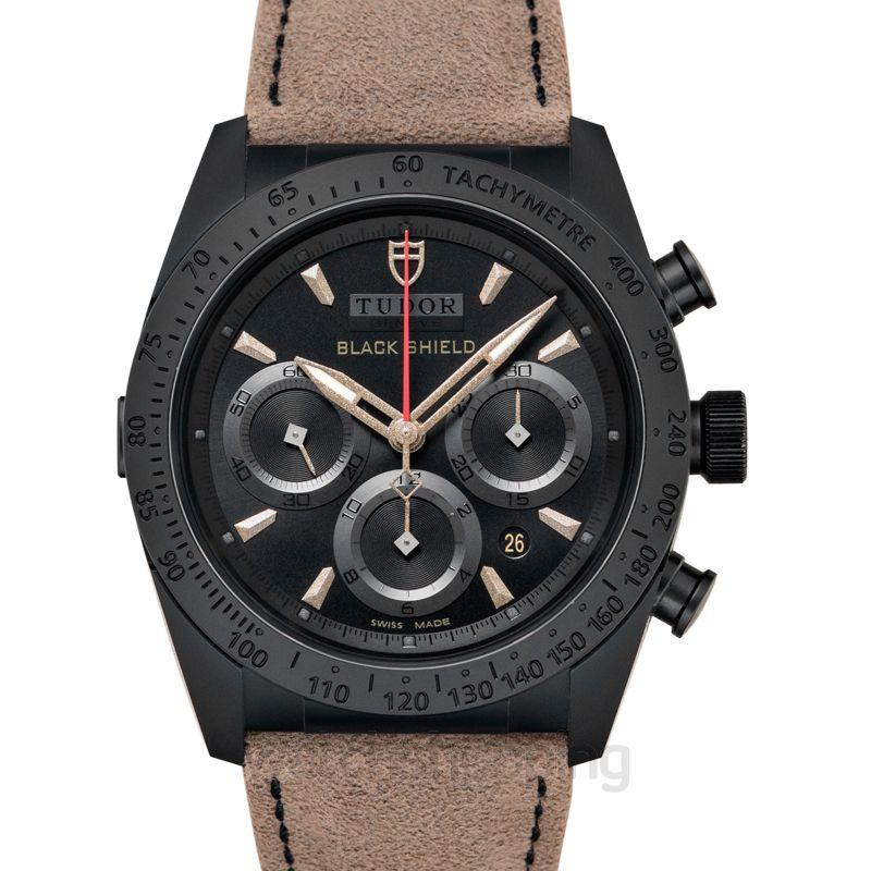 Tudor Fastrider Chrono Automatic Black Dial Men's Watch