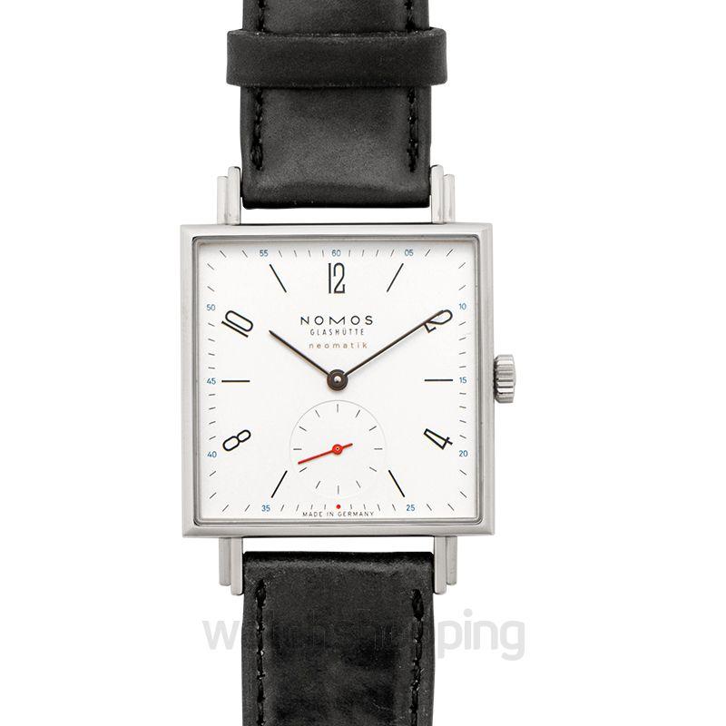 Nomos Glashütte Tetra Neomatik 39 Automatic White Dial 33.0mm Ladies Watch