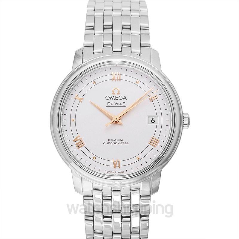 Omega De Ville Automatic Silver Dial Unisex Watch
