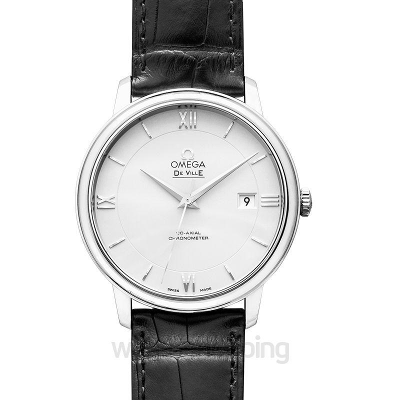 Omega De Ville Automatic Silver Dial Men's Watch