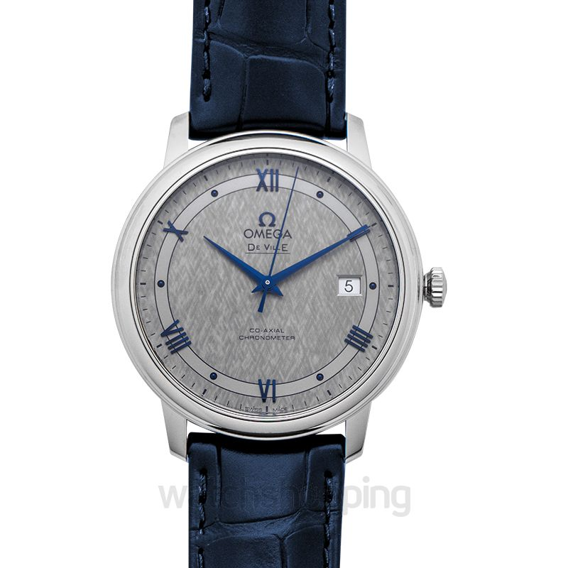 Omega De Ville Automatic Grey Dial Men's Watch