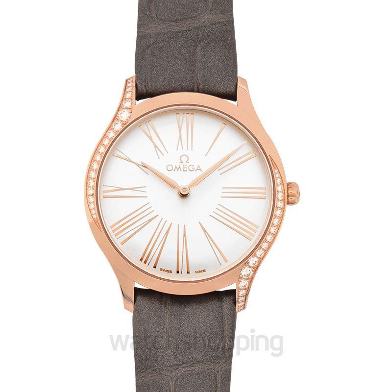 Omega De Ville Quartz Silver Dial Unisex Watch