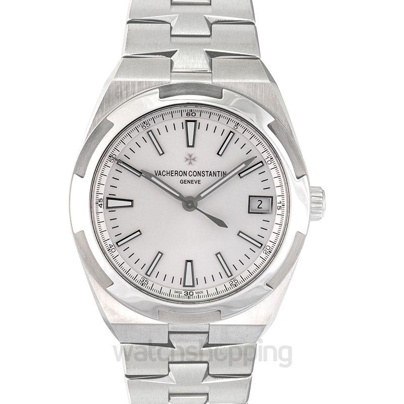 Vacheron Constantin Overseas Silver Dial Automatic Men's Watch