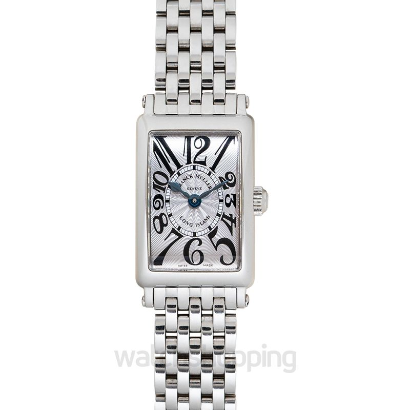Franck Muller Long Island Dial Watch 802QZ Silver