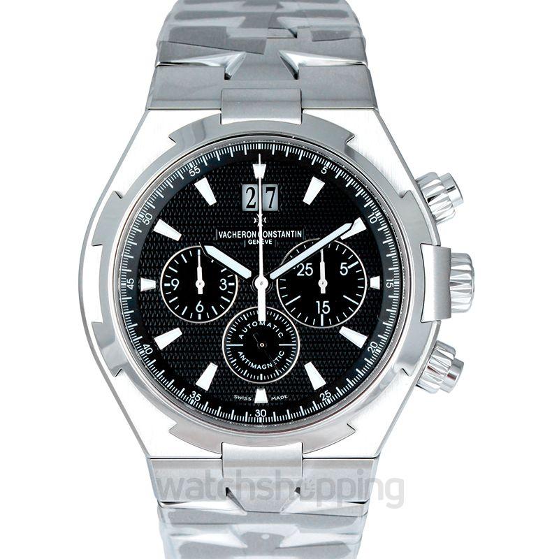 Vacheron Constantin Overseas Black Dial Automatic Men's Watch