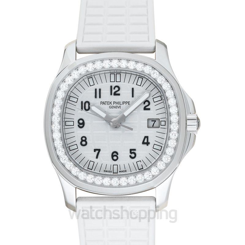 Patek Philippe Aquanaut 5067 Stainless Steel / White