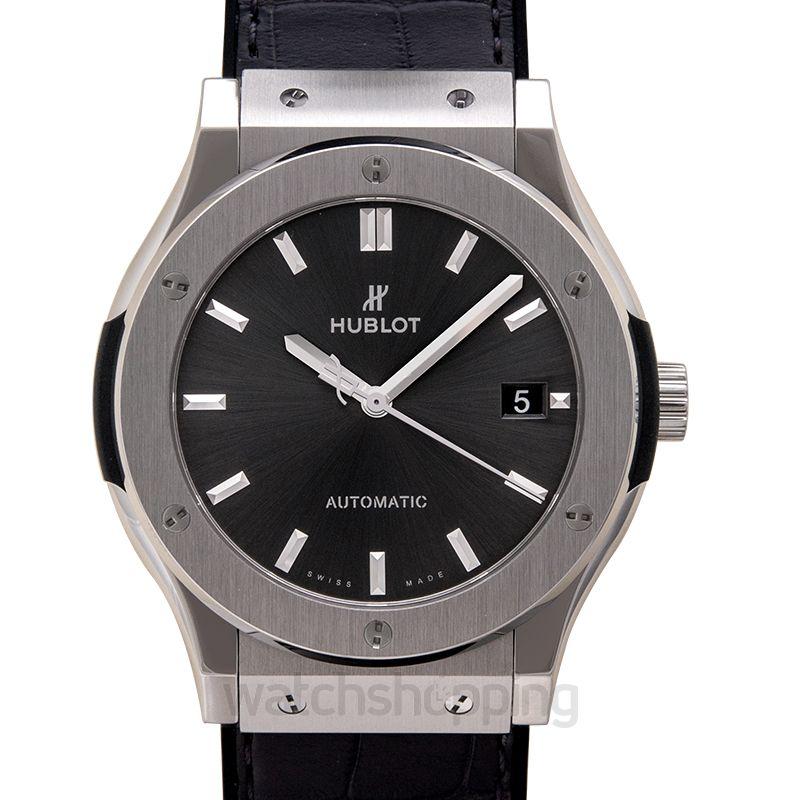 Hublot Classic Fusion Racing Grey Titanium Automatic Grey Dial Men's Watch