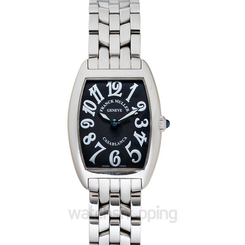 Franck Muller Casablanca Dial Watch 1752QZ-BSS