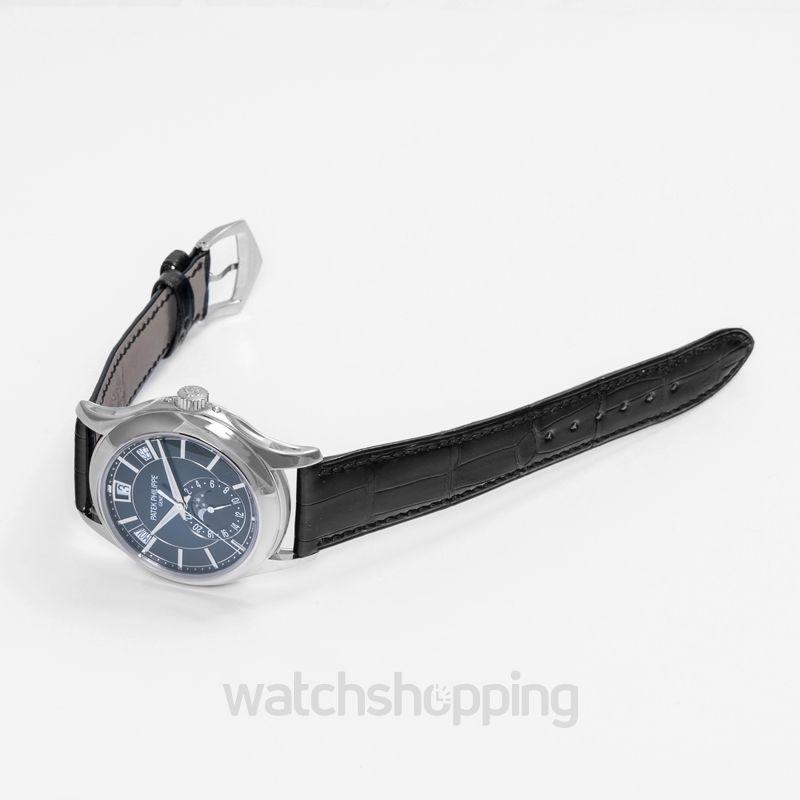 Complications Blue Dial Men S Calendar Watch