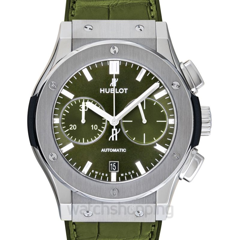 New Hublot Classic Fusion Chronograph Automatic Men s Watch 521.NX.8970.LR Hublot  Classic Fusion  66990fa63c