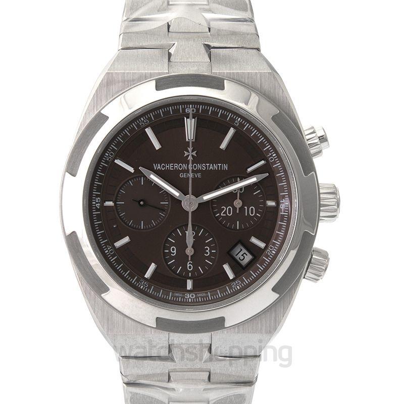 Vacheron Constantin Overseas Brown Dial Automatic Men's Watch