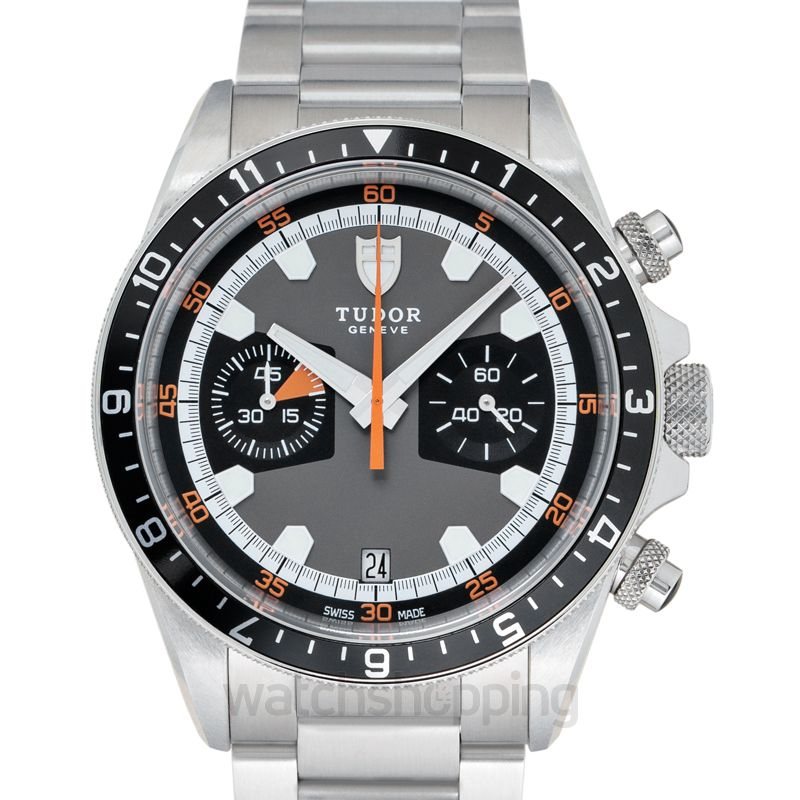 Tudor Heritage Chrono Dial Watch