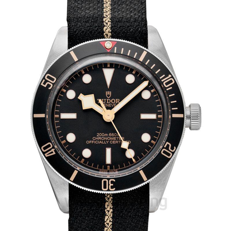 Tudor Heritage Black Bay Automatic Black Dial Men's Watch