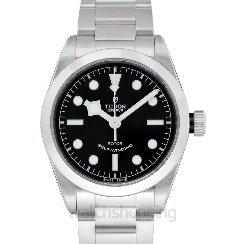 Tudor Heritage Black Bay Automatic Black Dial Unisex Watch