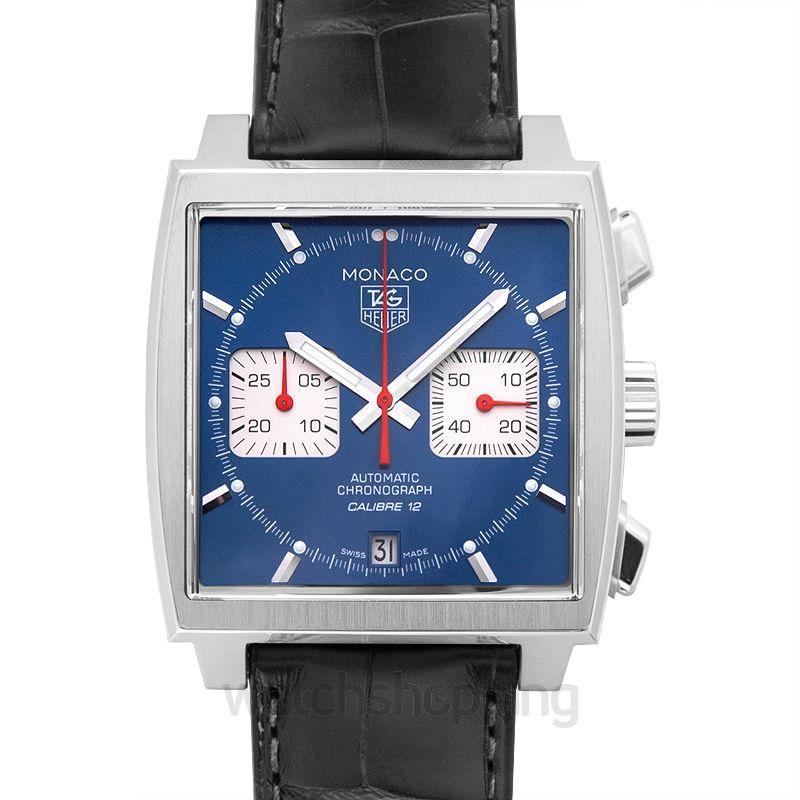 TAG Heuer Monaco Automatic Blue Dial Men's Watch
