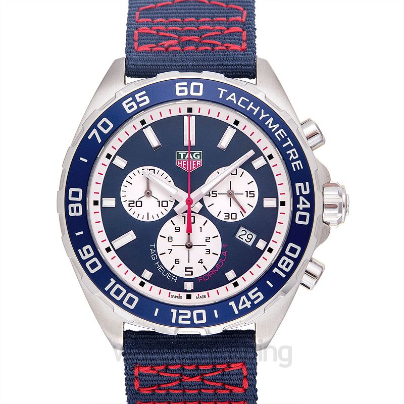 TAG Heuer Formula 1 Quartz Blue Dial Men's Watch