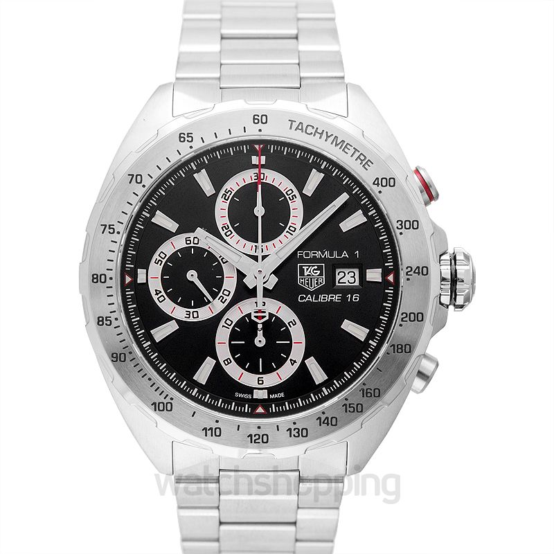 TAG Heuer Formula 1 Automatic Black Dial Men's Watch