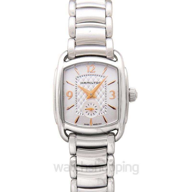 American Classic Silver Dial Ladies Watch