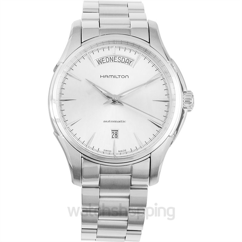 Hamilton Jazzmaster Automatic Silver Dial Men's Watch