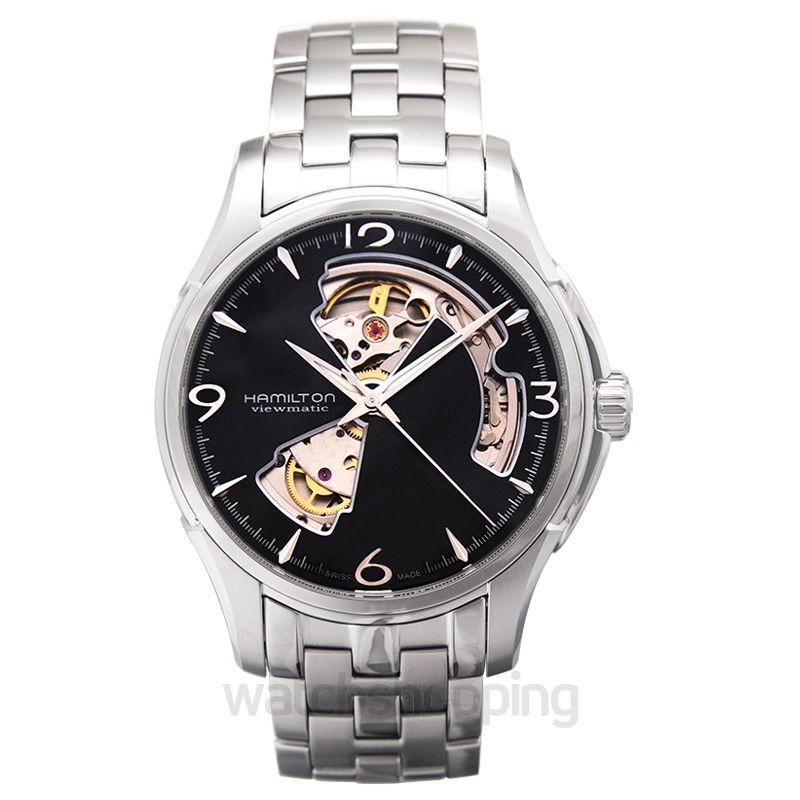 Hamilton Hamilton Jazzmaster Open Heart Automatic Men's Watch H32565135