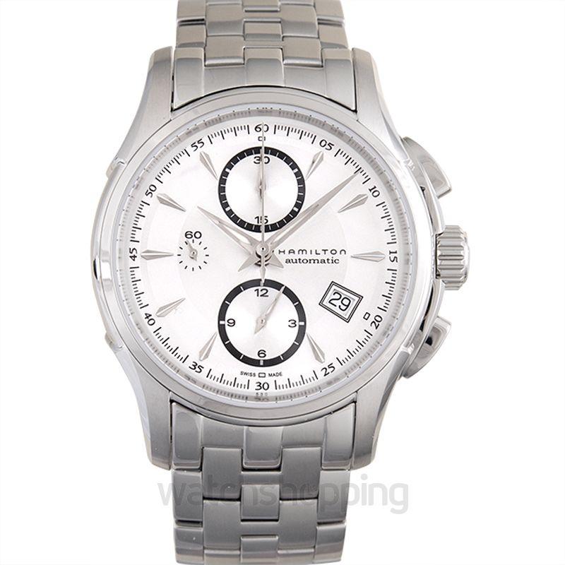 Hamilton Jazzmaster Automatic White Dial Men's Watch