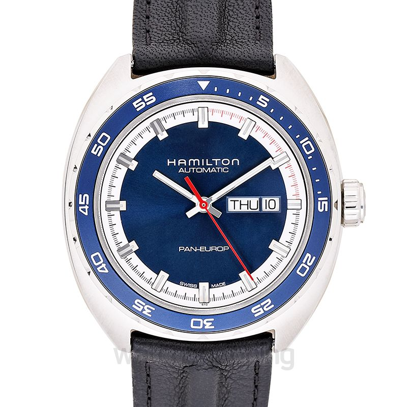 Hamilton American Classic Automatic Blue Dial Stainless steel Men's Watch