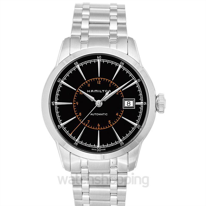 Hamilton American Classic Automatic Black Dial Men's Watch