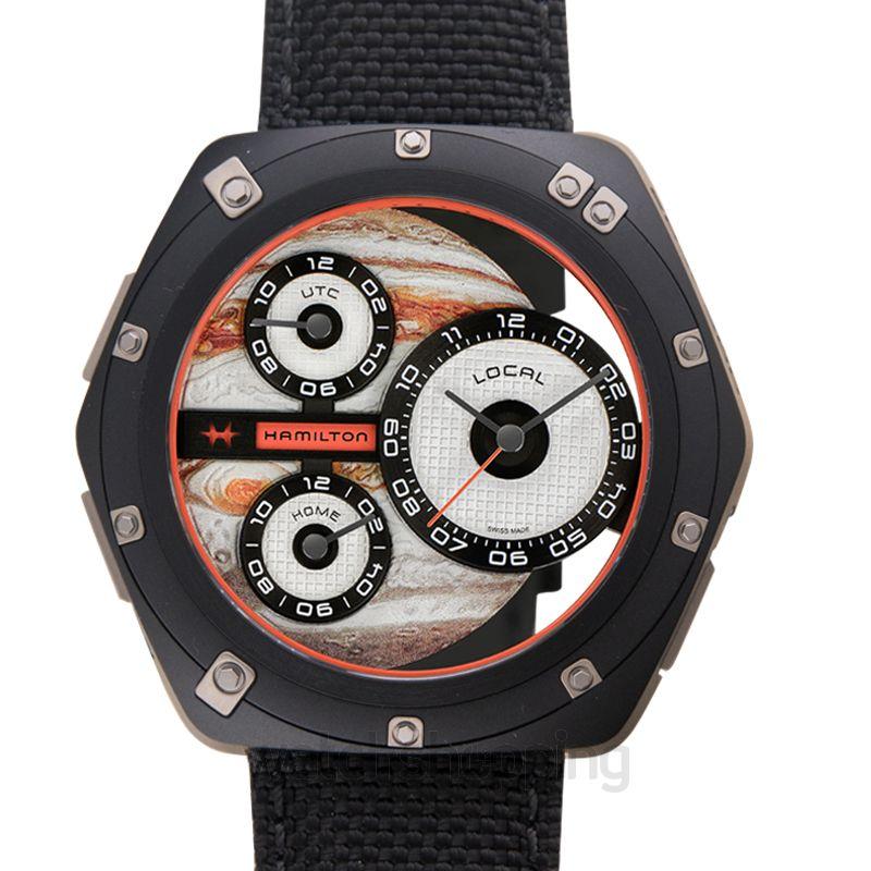 Hamilton American Classic Automatic Brown Dial Titanium Men's Watch