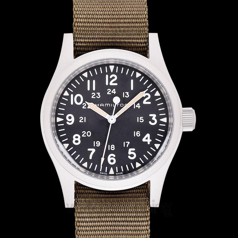 New Hamilton Khaki Field Mechanical 38 H69429931 Khaki Field Watch