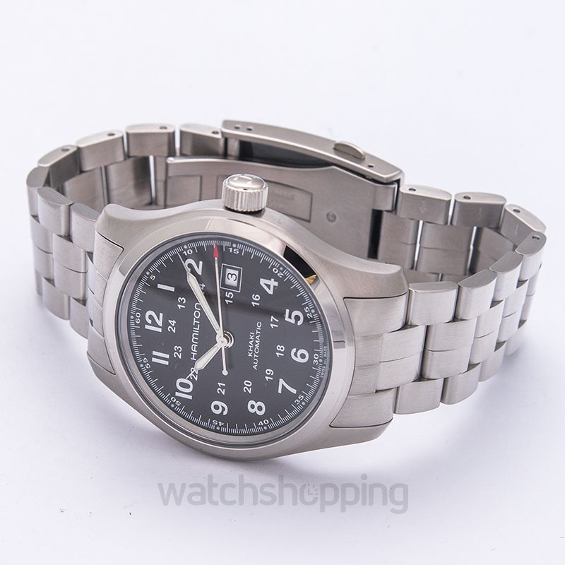 e0cf46c3a New Hamilton Hamilton Khaki Field Men's Watch H70515137 H70515137 ...