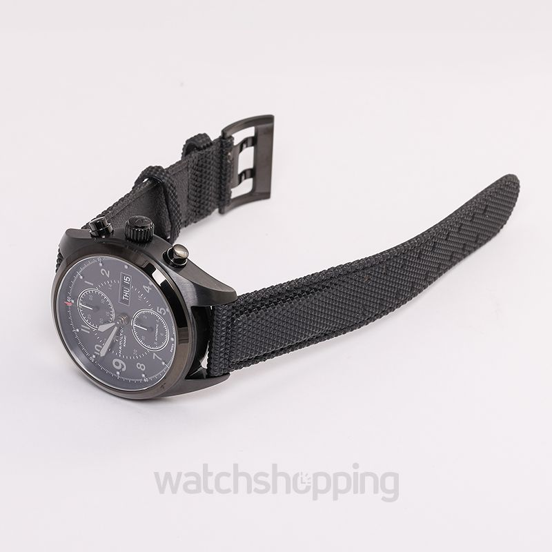 f5cff172f ... Hamilton Hamilton Khaki Field Day Date Automatic Men's Watch H71626735  image 2 ...