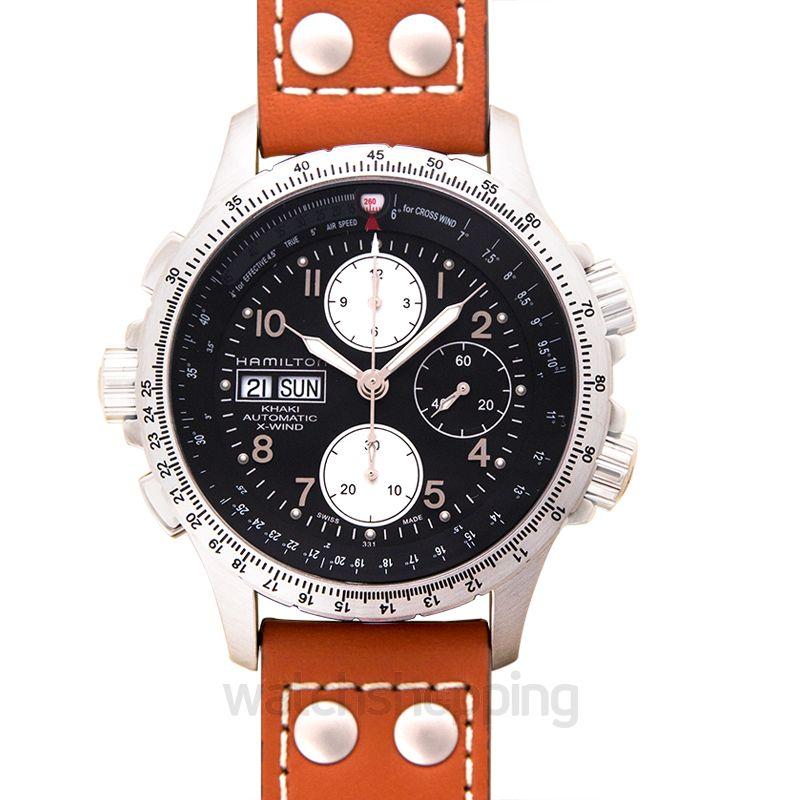 Hamilton Hamilton Men's Khaki X Wind Watch H77616533