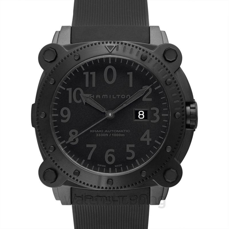 Hamilton Hamilton Khaki Belowzero Men's Watch H78585333