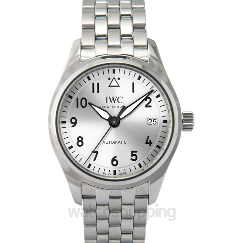 IWC Pilot's Watches Automatic Silver Dial Unisex Watch