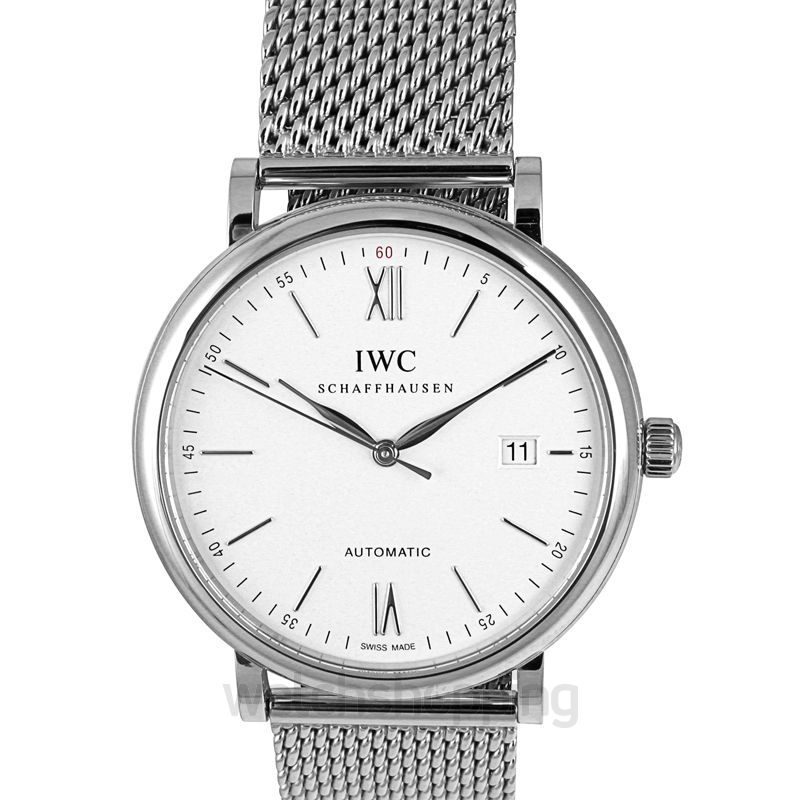 IWC IWC Portofino Automatic Stainless Steel Men's Watch 3565-05