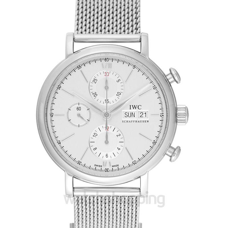 IWC Portofino Automatic Silver Dial Men's Watch