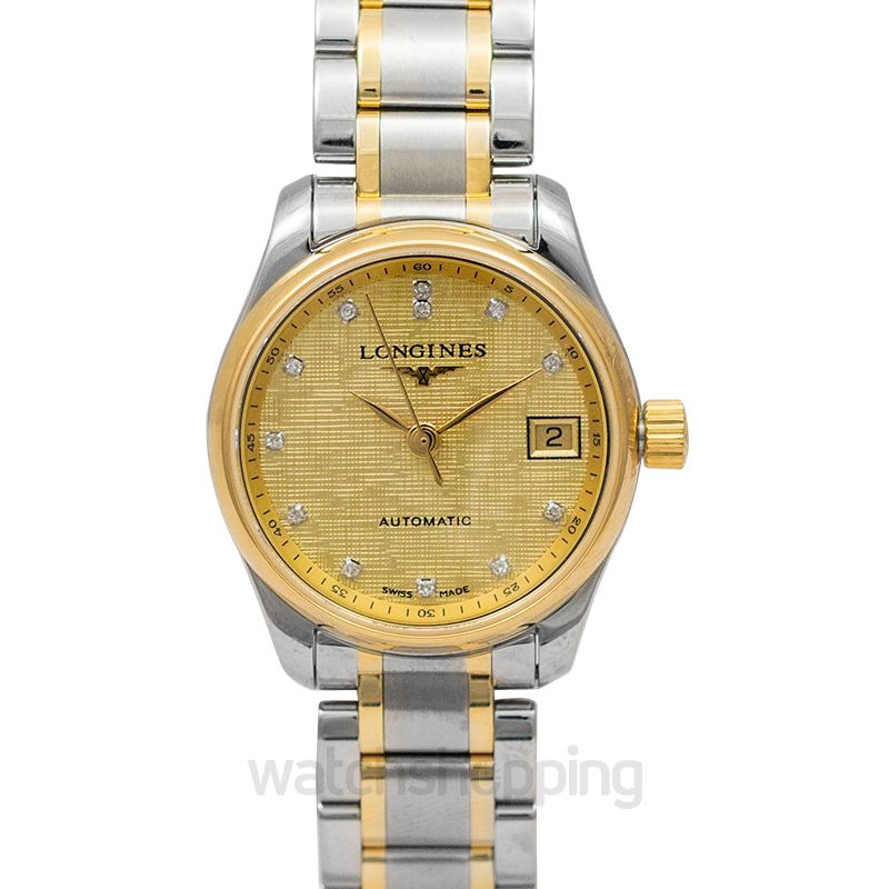 Longines The Longines Master Collection Automatic Ladies Watch