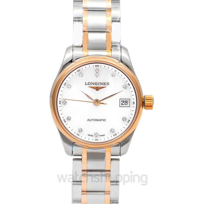 Longines The Longines Master Collection Automatic Diamonds Ladies Watch