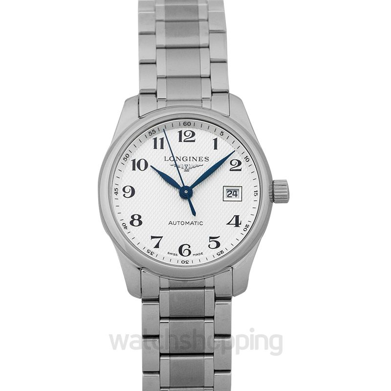 Longines Master Collection Automatic Silver Dial Ladies Watch